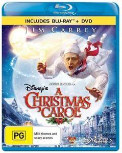 A Christmas Carol Blu-ray 2-Disc Set