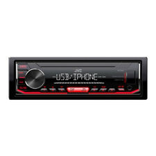 JVC kd-x252 Radio Tuner mp3 radio del coche con USB/iPod/AUX-en profundidad 100mm