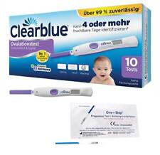Clearblue DIGITAL Ovulationstest 2.0 mit dualem Hormonindikator + 5 Tests GRATIS