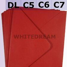 DL Envelopes - for Greeting Cards | 100GSM Premium Quality | 110 x 220mm