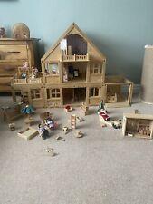 More details for wooden dolls house furniture bundle