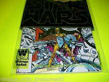 Vtg STAR WARS (1977 Marvel) Comic Book 3-Pack #16-18