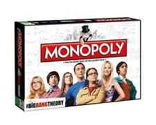 Monopoly The Big Bang Theory Brettspiel