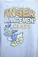 Nwt New Donald Duck Mens Xl T-Shirt Disneyland Walt Disney World Short Sleeve