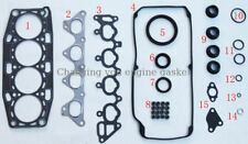 Head gasket sets 4G92 Automotive Spare Parts Engine Parts Full Set For MITSUBISH