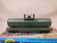 HO SCALE READING 92841 CUSTOM DECORATED TANK CAR SUPER DETAILED