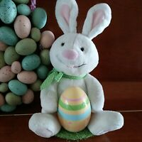 Hallmark ROCKIN' RABBIT Sound Motion Easter Bunny Animated Plush Collectable