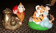 Disney Aladdin JASMINE & RAJA  CE 075 & ABU  CE 015 Lil Classic figurines figure