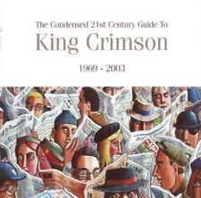 KING CRIMSON CONDENSED 21ST CENTURY GUIDE TO KING CRIMSON 1969-2003 CD NEW