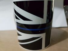"""THIN BLUE LINE"" Police UK 11 oz MUG - free delivery + 10% to COPS Charity V2"