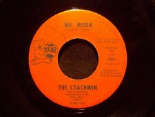 Mr. Moon/Nothing At All by The Coachmen (Bear 819B-1974) VG+