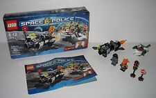 5970 LEGO Freeze Ray Frenzy – 100% Complete w box & Instructions EX COND 2009