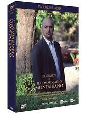 Dvd IL COMMISSARIO MONTALBANO - Stagione 09 - 2013 (4 Dvd)   ......NUOVO