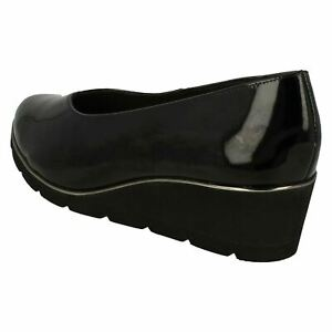 Ladies Van Dal Elegant Lightweight Wedge Shoes 'Ariah' uk 4 s26 e2 2662110 - 4