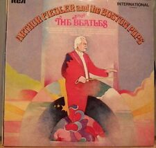 THE BEATLES Arthur Fiedler and Boston Pops Play Hits RCA LP (1971) rare record