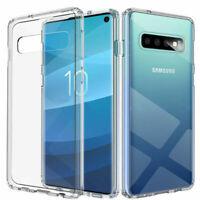 Für Samsung Galaxy S10 Plus Lite Hülle Klar Sto?fest Schutzhülle weichem TPU DE