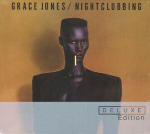 Grace Jones - Nightclubbing: Deluxe Edition - UK CD album 1981/2014