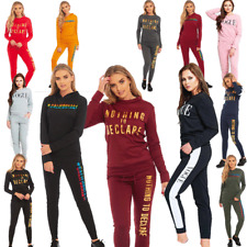 JUSTYOUROUTFIT Womens VOGUE california Nothing To Declare Customized Tracksuit