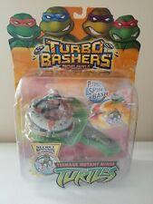 Teenage Mutant Ninja Turtles Turbo Bashers Michelangelo New Factory Sealed 2004