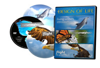 ILLUSTRA MEDIA DESIGN OF LIFE 3 DISC DVD COLLECTION