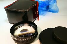 46mm threaded Star-D Telephoto AUX converter Lens for Canon AF35ML camera