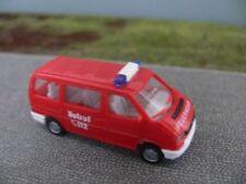 1/87 Wiking VW t4 Vigili del Fuoco Emergenza 112 bus 601