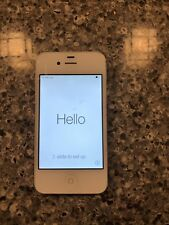 Apple iPhone 4s - 56GB- White (Verizon)  Model A1387 (Protective Case Included)