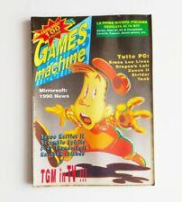 The Games machine n°19 aprile 1990 rivista videogiochi