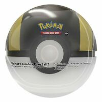 Pokemon TCG Spring 2020 Single Poke Ball Tin - Ultra Ball