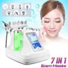 7 In 1 Hydra Dermabrasion Aqua Peel Deep Cleansing BIO Light RF Facial Machine