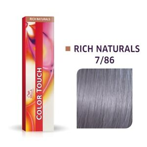 Color touch 7/86 wella 60 ml