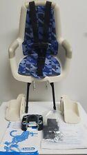 Neu Fahrradsitz vorne Sitz 9-15 KG Kindersitz Bobike Mini Grey Violin