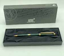 Mont Blanc Mechanical Pencil Noblesse Oblige Green O.7mm