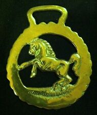 Vintage Rearing Horse Horse Harness Brass from England Great Collectible Gift!