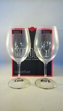 Riedel Overture Crystal Red Wine Glass, 12.35 Ounce (2 pack) #6408/00.