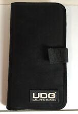 UDG CD-Borsa ULTIMATE-DJ-GEAR CD WALLET inutilizzato unused NEAR MINT