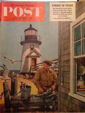 The Saturday Evening Post June 26, 1954