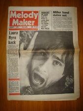MELODY MAKER 1976 FEB 7 COCKNEY REBEL LED ZEPPELIN