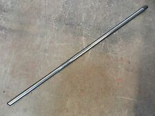 OEM SATURN ASTRA XR 4 DR 08 09 FRONT RIGHT CHROME DOOR WINDOW MOULDING TRIM 4E