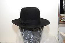"Barbisio Hungary Fedora Super Perla Hat size Us 6 7/8 -Small -55cm -21 1/2"""