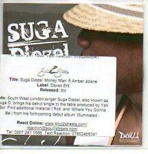 (620J) Suga Diezel, Money Man ft Amber Jolene - DJ CD