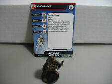 Star Wars Miniatures Rebels & Imperials Chewbacca with card 2P1/24