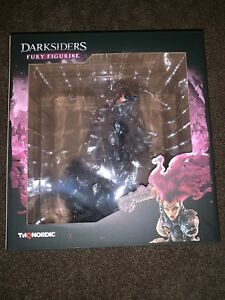 "Darksiders III 3 Apocalypse Edition Fury Figurine 11"" figure"