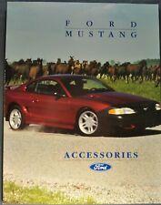 1995 Ford Mustang Accessories Brochure Folder GT Excellent Original 95