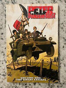 Peter Panzerfaust Vol. # 1 The Great Escape Image Comics TPB Graphic Novel J590