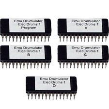 Emu E-Mu Drumulator Electronic Drums 1 EPROM sound expansion bank