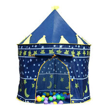 Foldable Kids Baby Game Play Tent Teepee In/Outdoor Garden Game Room Tent