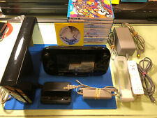 Nintendo Wii U Game Console Bundle 32gb with 1 Wiimote/Wii Motion + 17 Games