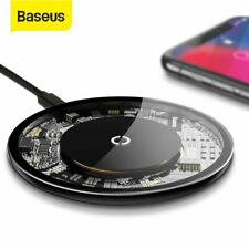 Baseus 10W Qi Wireless Charger Charging Pad for LG G8 Samsung Galaxy S10 Note9