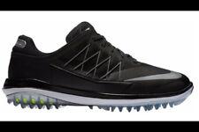 NEW Women's Nike LUNAR CONTROL VAPOR sz 10 BLACK White Silver Golf Shoes